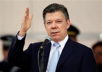 Santos apoya a Trump luego del bombardeo en Siria
