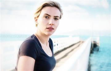 Scarlett Johansson no descarta trabajar en un cargo político