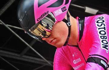 Wilmar Paredes el mejor joven Circuit Cycliste Sarthe