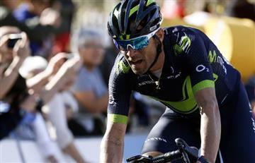 Alejandro Valverde se quedó con la Vuelta al País Vasco