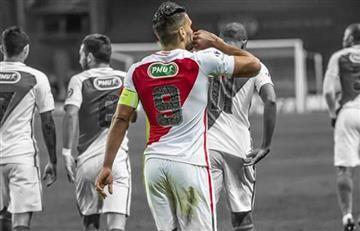¡Falcao volvió con gol!