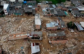 Gobierno se concentra en la reconstrucción Mocoa