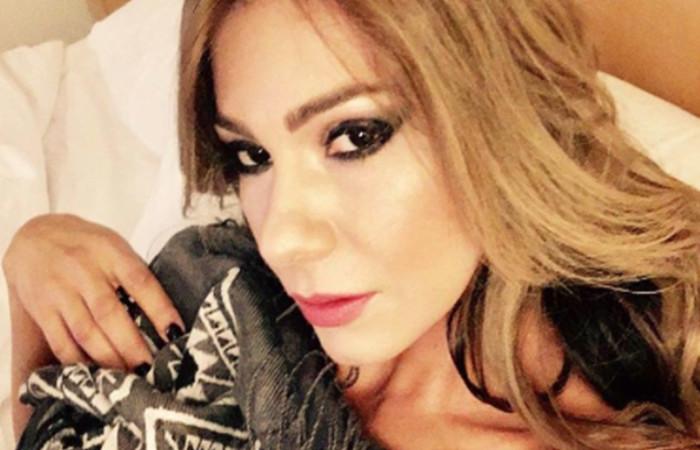 Instagram: Esperanza Gómez celebra con sexy video su nuevo récord