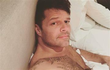 Ricky Martin dejó ver más de la cuenta en Las Vegas