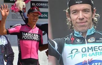 El ciclismo colombiano se destacó en el mundo este fin de semana