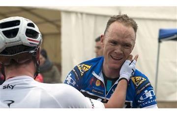 Froome y el dato negativo que sorprende al mundo del ciclismo