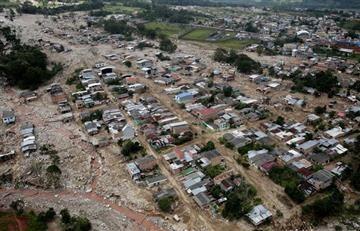 Mocoa: Ecuador envía 20 toneladas de comida a damnificados