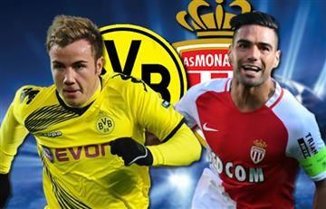 Borussia Dortmund vs. AS Mónaco: Hora y transmisión EN VIVO