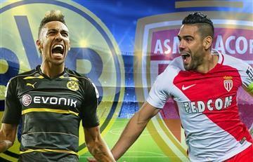 Borussia Dortmund vs. Mónaco: previa, datos y alineación