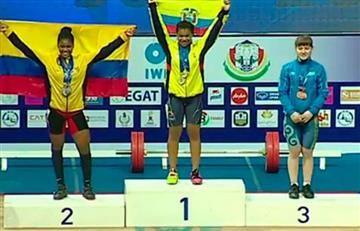 Colombia sumó un oro y seis platas en mundial Sub 17