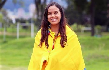 Colombiana elegida mejor deportista paralímpica del mundo