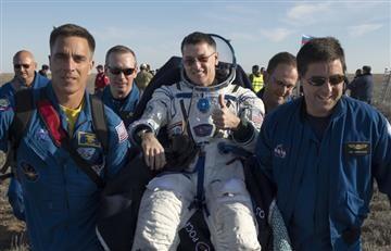 EEI: Astronautas regresan a la Tierra tras seis meses en el espacio