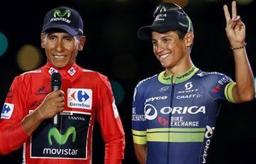 Esto dejaría a Colombia como número 1 del ciclismo en el mundo