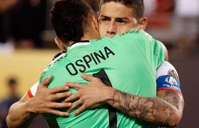James Rodríguez y David Ospina podrían jugar en este club europeo