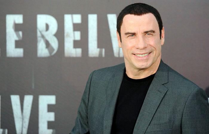 John Travolta. Foto: EFE