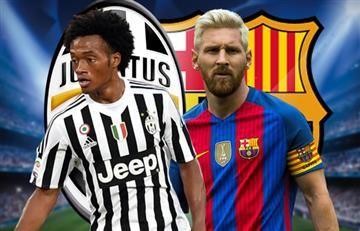 Juventus vs. Barcelona: Hora y transmisión EN VIVO