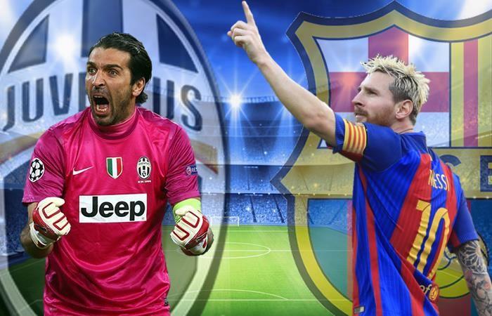 Juventus vs. Barcelona: previa, datos y alineación