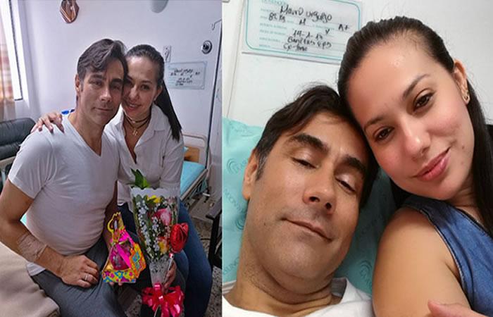 Mauro Urquijo afirmó que decidió separarse de su esposa