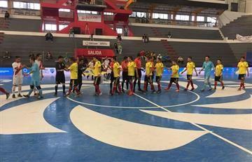 Selección Colombia eliminada de la Copa América de Futsal