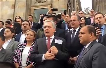 Uribe se 'victimizó' y no escuchó a los sobrevivientes del conflicto armado