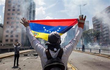 Venezuela: Oposición marcha contra del Tribunal Supremo de Justicia