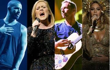 Billboard Music Awards 2017: Esta es la lista de los nominados