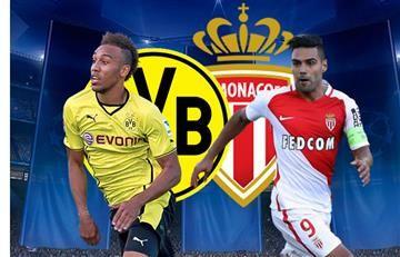 Borussia Dortmund vs. Mónaco: EN VIVO (CANCELADO)