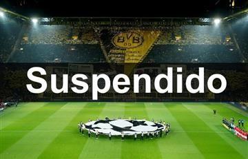 Borussia Dortmund vs. Mónaco cancelado por explosiones