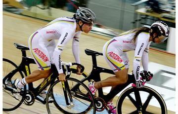 Selección Colombia se prepara para debutar en Mundial de Pista de ciclismo
