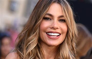 Sofía Vergara: Luce irreconocible ¿Qué tiene en su rostro?