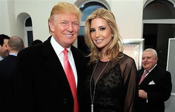 Trump: Su hija Ivanka lo habría presionado para bombardear Siria