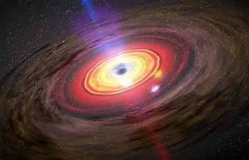 Agujero negro: Astrónomos creen haberlo fotografiado por primera vez