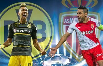 Borussia dortmund vs. Mónaco: Transmisión EN VIVO