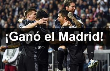 Real Madrid hizo quedar mal al Múnich en su casa