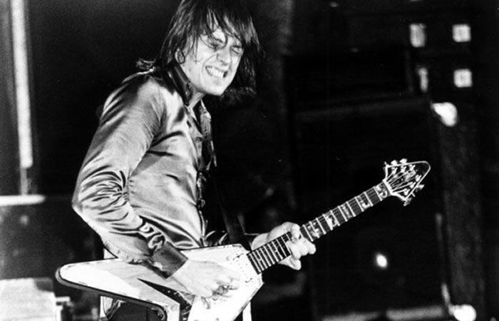 Falleció el rockero estadounidense J. Geils, en Massachusetts