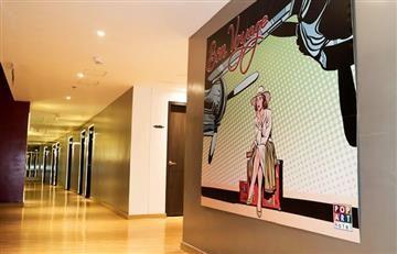 La propuesta de Pop Art Hotel en Tocancipá