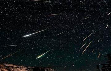 Lluvia de meteoros ¿Cuándo y cómo verlas?