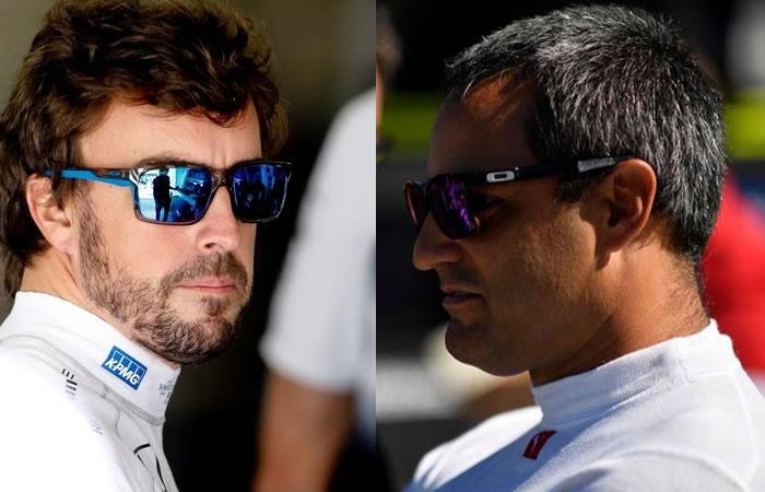 Montoya vs Alonso: Ya es un hecho
