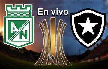 Atlético Nacional Vs. Botafogo