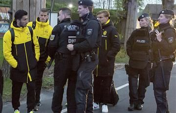 Borussia Dortmund: Continúan las investigaciones por el atentado