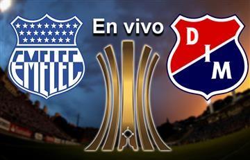 Emelec Vs. Independiente Medellín