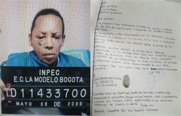 Las cartas enviadas por el asesino de Claudia Rodríguez para salir de la cárcel