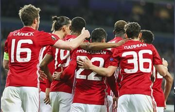 Manchester United empató con el Anderlecht