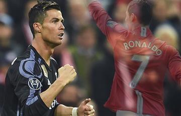 Ronaldo explica por qué utiliza el número 7