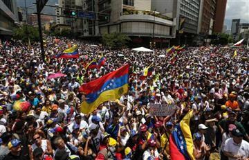 Venezuela recibe la Semana Santa con protestas