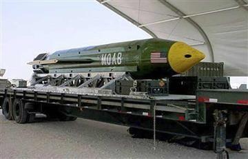 Bomba de Estados Unidos mató al menos 36 personas en Afganistán