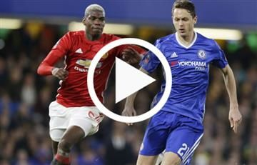 Manchester United vs. Chelsea: Transmisión EN VIVO