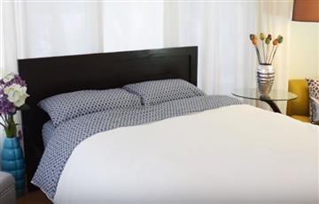 Acolchado gradúa la temperatura de tu cama a tu gusto