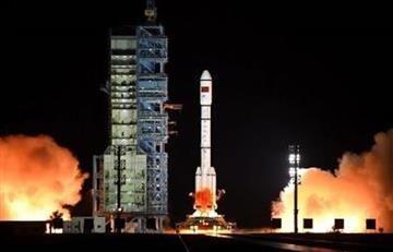 China lanzará su primera nave espacial de carga