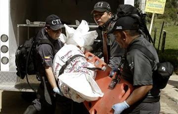 En Cauca hallan el cuerpo de un hombre desmembrado